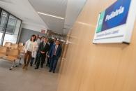 Inauguración del recién remodelado Centro de Salud de Hellín (II)