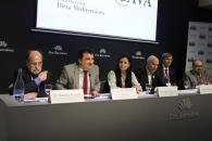 .- El consejero de Agricultura, Agua y Desarrollo Rural, Francisco Martínez Arroyo, participa en la clausura del Foro Cava, Gastronomía, Salud y Dieta Mediterránea