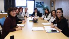 La Gerencia de Atención Integrada de Ciudad Real rubrica un convenio para el desarrollo del plan de orientación y apoyo a familias de pacientes con daño cerebral