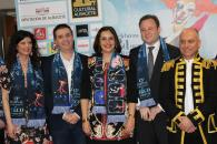 La viceconsejera de Cultura y Deportes, Ana Muñoz, asiste al XIII Festival Internacional de Circo de Albacete