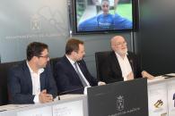 """Presentación de la exposición """"Leyendas, Museo del Deporte"""" en Albacete"""