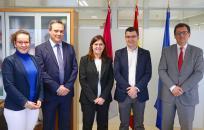 El Gobierno regional y el Ayuntamiento de La Guardia colaboran para mejorar la asistencia sanitaria del municipio con la ampliación y reforma del consultorio local