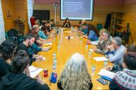 Gobierno regional y entidades avanzan en la elaboración del borrador del anteproyecto de Ley LGTBI de Castilla-La Mancha