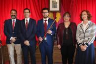El Gobierno de Castilla-La Mancha muestra su apoyo a Luis Rico, nuevo alcalde de Cózar