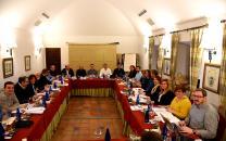 Martínez Guijarro informa de la acción del Ejecutivo autonómico, en el Parador de Oropesa