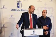 Martínez Guijarro informa de la acción del Ejecutivo autonómico, en el Parador de Oropesa (II)