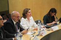 Castilla-La Mancha propone al Ministerio de Ciencia que facilite a las regiones con menos tejido científico las inversiones en I+D+i que provienen de los Fondos Europeos