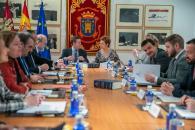 Consejo de Gobierno Itinerante en San Clemente (Cuenca)  (II)