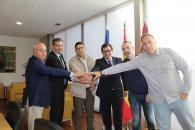 """El Gobierno regional anima a empresas y emprendedores de Toledo a """"exprimir"""" las ayudas del Plan Adelante 2020-2023 para """"consolidar y ampliar el tejido empresarial y favorecer la estabilidad en el empleo"""""""