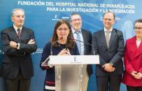 Más del 80% de los pacientes del Hospital Nacional de Parapléjicos, muy satisfecho con la asistencia sanitaria recibida
