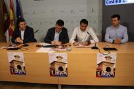 Presentación Campeonato Regional de Kárate en Edad Escolar