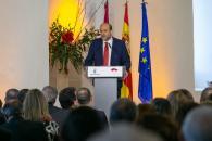 Firma del 'Pacto contra la Despoblación de Castilla-La Mancha'. en Brihuega (I)