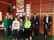 Cerca de 15.300 alumnas y alumnos de 59 centros educativos de la provincia de Toledo participan en el Proyecto Escuelas Saludables del Gobierno regional