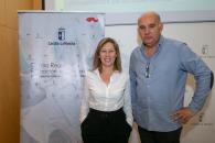 La directora general de Inclusión Educativa y Programas, María Ángeles Marchante, inaugura la jornada 'Alumnado con altas capacidades dimensión práctica de la Inclusión'