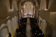Inauguración de la obra de rehabilitación de la Iglesia de San Francisco