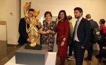 Exposición 'Mujeres en el mundo. La imagen de la Mujer en el arte popular'