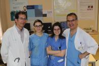 Cirujanos de Toledo y Talavera, premiados por un trabajo sobre la extirpación del esófago mediante cirugía mínimamente invasiva