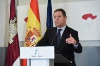 """García-Page avanza """"la eficacia y solvencia"""" de los primeros 6.000 tests rápidos que Castilla-La Mancha ha adquirido para el diagnóstico del Covid-19 y que empezarán a aplicarse """"con urgencia"""""""