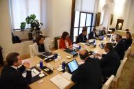 Rueda de prensa para informar sobre el Consejo de Gobierno de Castilla-La Mancha (7 abril) (Agricultura)