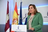 Rueda de prensa del Consejo de Gobierno de Castilla-La Mancha (Educación) (II)
