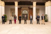 Firma el Plan de Medidas Extraordinarias para la recuperación económica de la región (Grupo))