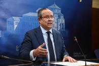 Comisión de Asuntos Generales de las Cortes (Hacienda) (18 de mayo)