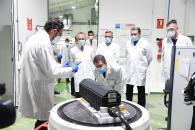 Visita a las instalaciones de Tecnobit (Valdepeñas)