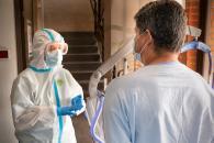 El Hospital de Guadalajara participa en un registro internacional para aumentar el conocimiento del Covid-19 y facilitar la toma de decisiones