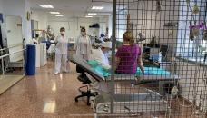 Los servicios de Rehabilitación y Fisioterapia recuperan su actividad en el CHUA