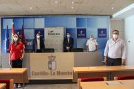 El Gobierno regional destina un presupuesto de 15,2 millones de euros a la Campaña de Prevención y Lucha contra Incendios Forestales en la provincia de Toledo