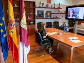 El Gobierno regional se interesa por la situación de los deportistas olímpicos castellano-manchegos