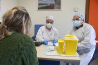 Descienden a 66 los pacientes ingresados por COVID en cama convencional en los hospitales de Castilla-La Mancha