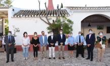 Visita al complejo rural 'Cortijo Sierra de la Solana 1878'