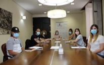 Reunión Coordinación entidades sociales intervención mujeres víctimas de trata y prostitución