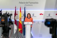 Rueda de prensa del Consejo de Gobierno (23 de junio) Economía