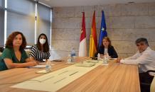 El Gobierno de Castilla-La Mancha avanza en la consolidación de la Red de Barrios regional para mejorar la inclusión en las zonas más vulnerables