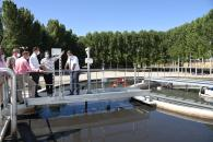 Inauguración de la nueva depuradora de Cifuentes (Guadalajara) (Agricultuara, Agua y Desarrollo Rural)