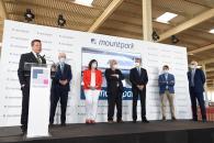 Visita a las obras del proyecto logístico Mountpark Illescas I (Presidente)
