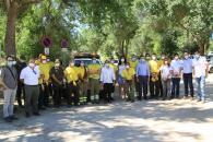 El Gobierno regional apuesta por la conservación y la seguridad en el Parque Natural de las Lagunas de Ruidera con una inversión de casi tres millones de euros