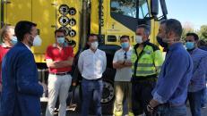 El Gobierno de Castilla-La Mancha lanza la segunda fase de la campaña de sensibilización contra incendios forestales destacando la labor imprescindible de los integrantes del dispositivo INFOCAM
