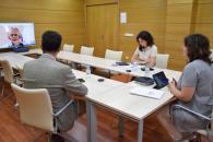 El Gobierno de Castilla-La Mancha y la Inspección de Trabajo renuevan por otros cuatro años el convenio de colaboración para la seguridad laboral