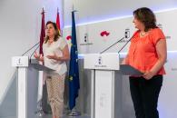 Rueda de prensa del Consejo de Gobierno (7 de julio) (Educación) (II)