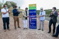 Mejora de la carretera CM-2106 en Peralejo de las Truchas (II)