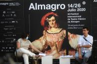 """El Gobierno regional y el Festival de Almagro impulsan una línea de ayudas a la producción para """"mantener"""" el interés por el teatro del Siglo de Oro"""
