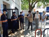 """El Gobierno regional reconoce la labor diaria de las agrupaciones de voluntarios de Protección Civil y califica de """"imprescindible"""" su trabajo altruista durante el Estado de Alarma"""