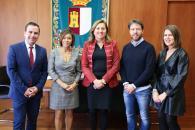 El Gobierno regional adjudica las obras de la primera fase del IESO 'Nº 1' de Olías del Rey (Toledo) por un importe de más de 1.800.000 euros