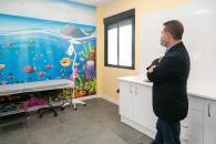 Inauguración del consultorio local de Yuncos (I)