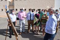 El Gobierno de Castilla-La Mancha comienza las obras de remodelación de la CM-3202 entre Alabaladejo y Villanueva de la Fuente