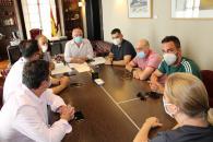 Reunión Junta y APEHT