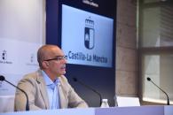 Rueda de prensa sobre la situación en relación al COVID-19 en CLM